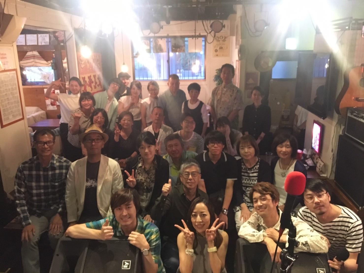 Fun Time Live vol.2終了しました!ありがとうございました!
