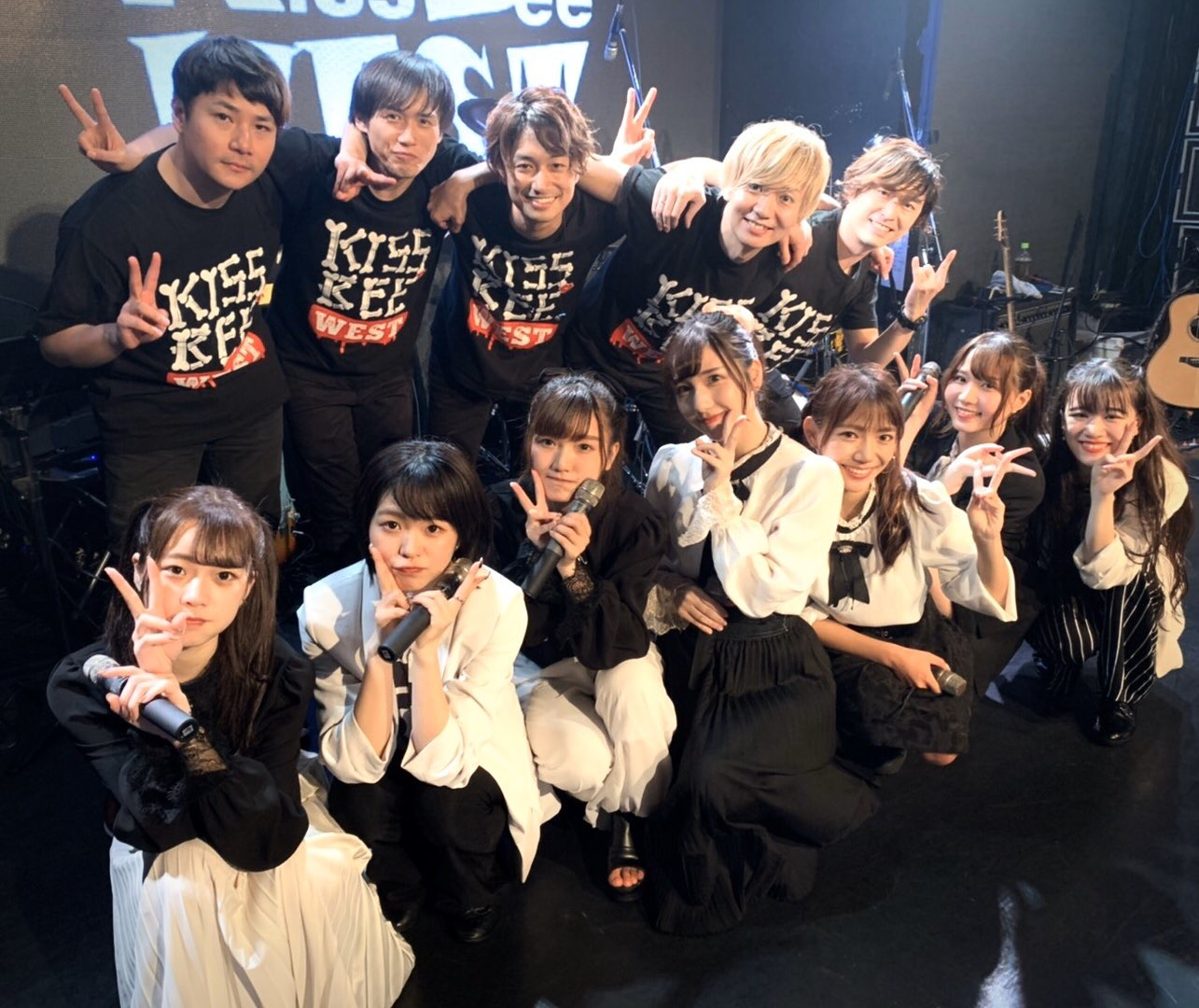 KissBeeWEST東名阪バンドツアー終了!!