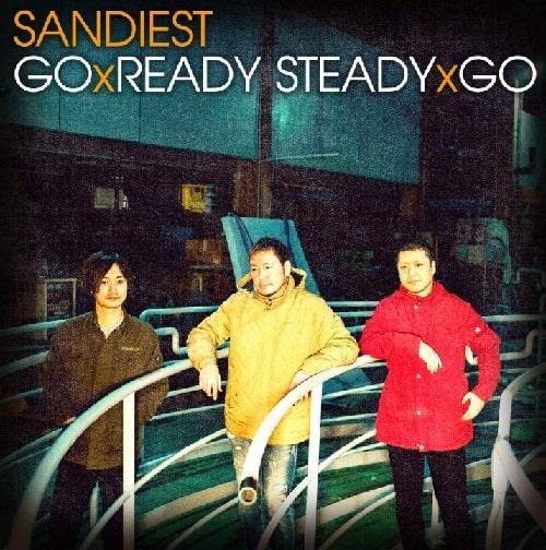 SAANDIESTのニューep『GO×READY STEADY×GO』